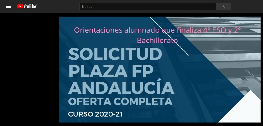 solicitud fp