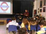 Cultural talk to 2nd Bachillerato